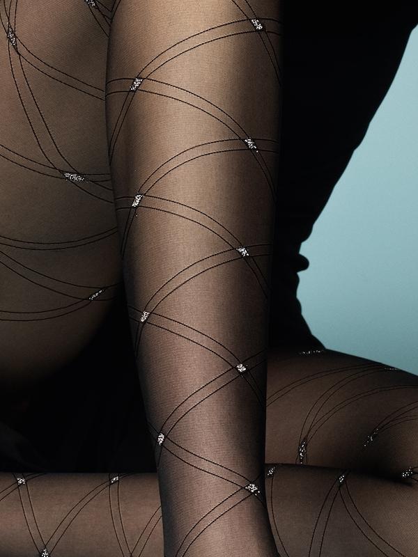 Punčochové kalhoty Fiore Diamant